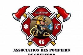Association des pompiers de Shefford_logo